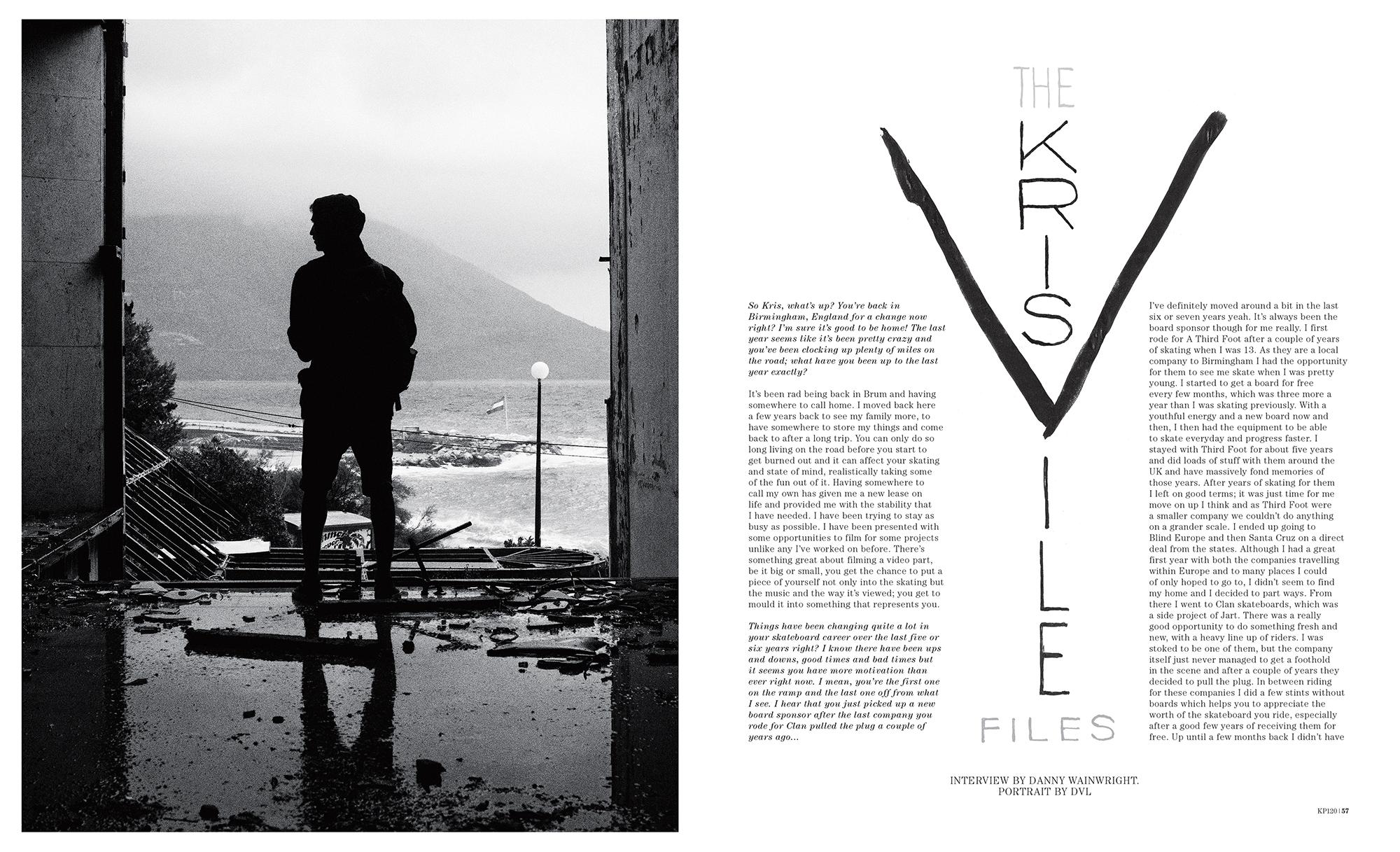 Kris Vile Files