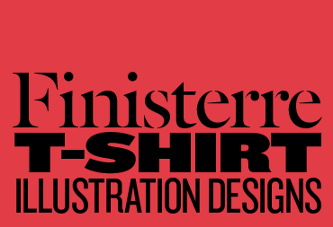 Finisterre T-Shirt Design